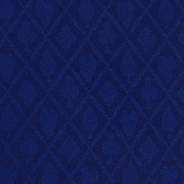 10FT X 5FT Royal Blue Suited Speed Cloth Poker Table Felt 100% Polyester