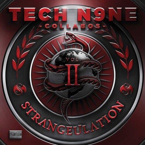 Tech N9ne Collabos - Strangeulation Vol II [New CD] Explicit