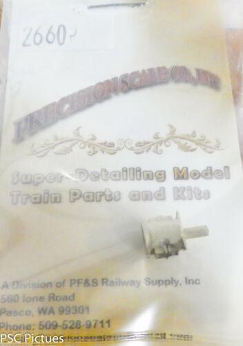 Brass Casting B/&M Direct Mount Precision Scale HO #2660 Headlight
