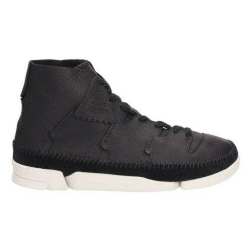 Leather With Clarks New Black Premium Vibram Size Flow 42 5g Box 5 Trigenic Uk8 qqRFwXH