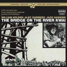 MALCOLM ARNOLD - THE BRIDGE ON THE RIVER KWAI [BONUS TRACKS] * NEW CD