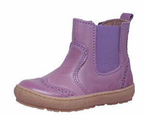 605ee24d468adf Das Bild wird geladen Bisgaard-Maedchen-Chelsea-Boots -Stiefel-50702-Leder-Schuhe-