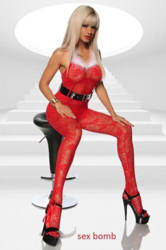 Nero Sandali Dal Fiocco rosso 44 15 Plateau Sexy 35 Tacco Fashion Glamour Al 8wqdWxI