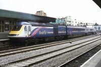 First Great Western 43003 Cardiff Central 2003 Welsh Rail Photo