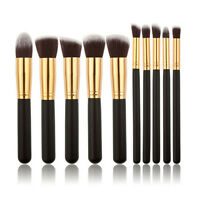 Makeup Tool Brush 10-piece Set Powder Brushes Eyeshadow Professional Cosmetic