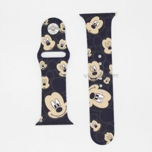 Authentic Disney Mickey Face Strap Replacement Band For ...