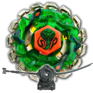 Beyblade-Poison-Serpent-BB-69-Metal-Fusion-With-LL2-Launcher-and-Rip-Cord