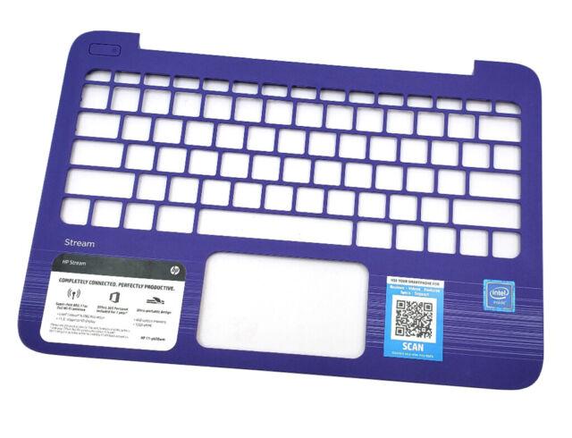 """902957-001 EAY0H01107A HP Stream 11.6/"""" 11-y020wm Palmrest with Keyboard Purple"""