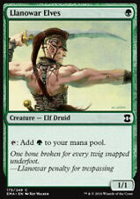 MTG LLANOWAR ELVES FOIL EXC - ELFI DI LLANOWAR - EMA - MAGIC