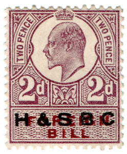 I-B-Edward-VII-Revenue-Foreign-Bill-2d-H-amp-SBC-pre-cancel