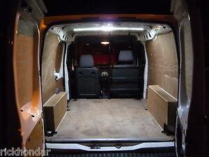 VW-Volkswagen-Transporter-T5-T6-2003-en-Adelante-Trasero-Interior-LED-Luz-Kit-de-carga