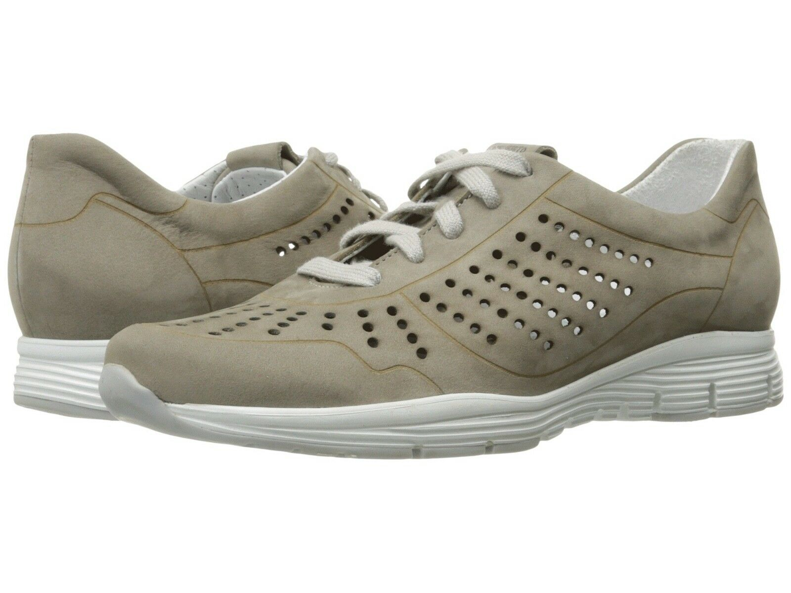 Mephisto Yliane Light grigio Nubuck 38 US 8 M NEW