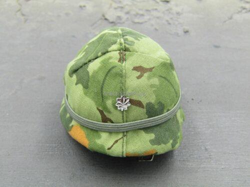 Échelle 1//6 Vietnam Drang Valley Mitchell Casque avec insigne