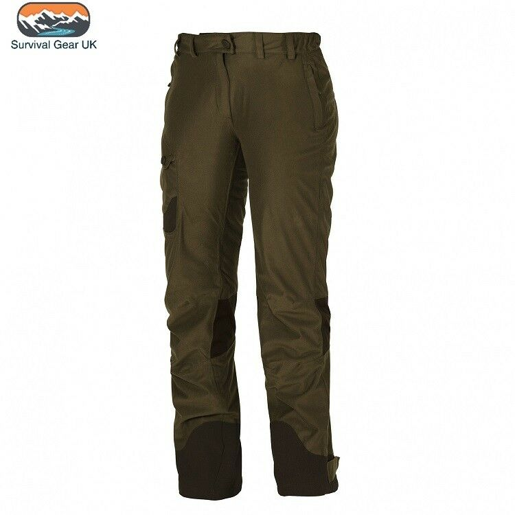 Deerhunter Deer-Tex® Lady Christine Trousers Windproof & Waterproof - Dark Elm
