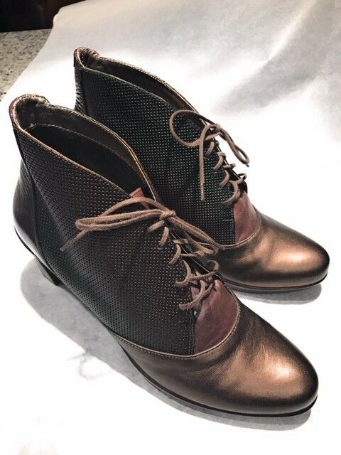 NAOT Bronze Boot Größe 37.5 or USA 6.5