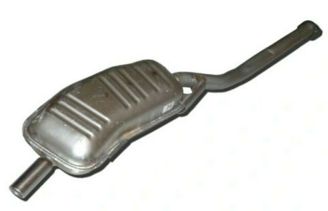 BMW 5 E34 2.0 150HP 1990-1995 Silencer Exhaust System