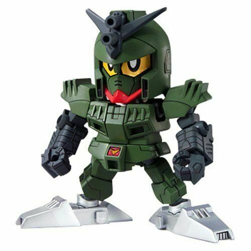 BANDAI BANDAI BANDAI SD Gundam Legend BB COMMANDO GUNDAM Model Kit NEW from Japan a275b5