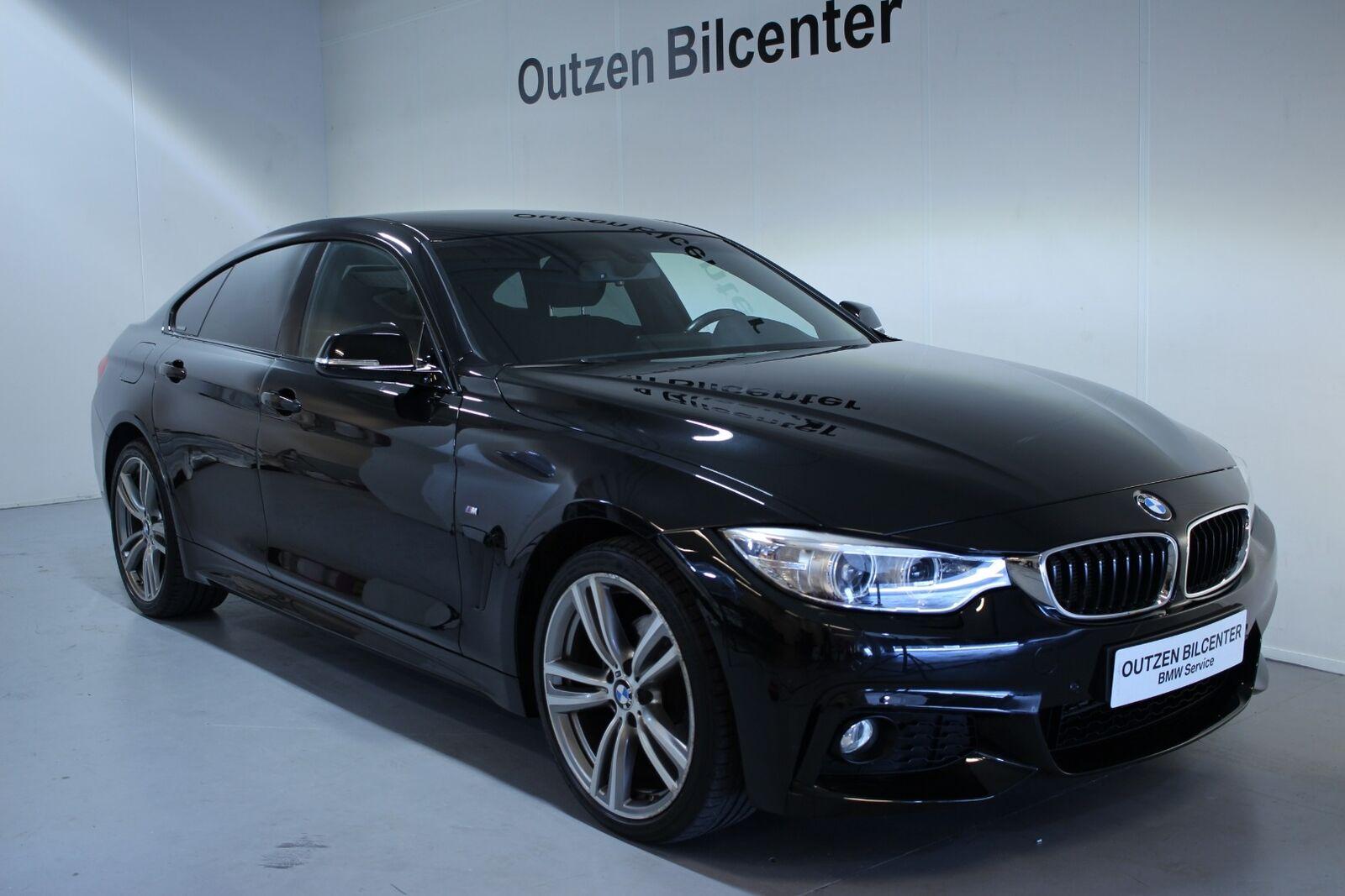 BMW 420d 2,0 Gran Coupé Sport Line xDrive 5d - 4.667 kr.