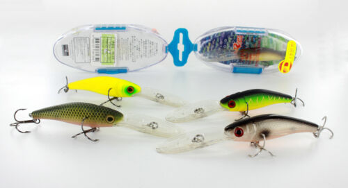 River2Sea wobbler Spirit Min 65F,fishing lures,for catching almost all predators