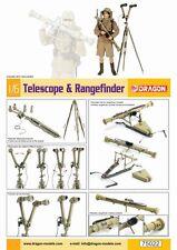 DRAGON - 1/6 Scale German Telescope & Rangefinder Kit - 75022