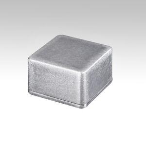 2-X-Hammond-1590LB-Size-Aluminum-Enclosure-Box-for-Guitar-Pedal-Effects-PED-Kit