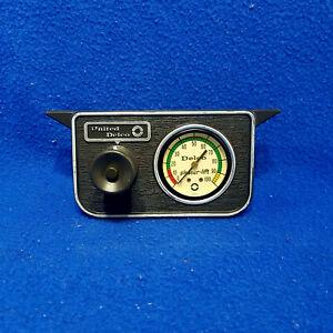 60s-Vintage-GM-accessory-United-Delco-Pleasur-lift-Air-shock-Control-panel-rare