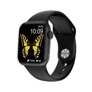 Willgallop 2021 DT100 Smart Watch Heart Rate/Blood Pressure Monitor Waterproof