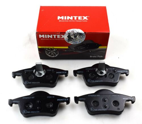 MINTEX REAR BRAKE PADS FOR VOLVO S60 S80 V70 XC70 MDB1943 FAST DISPATCH