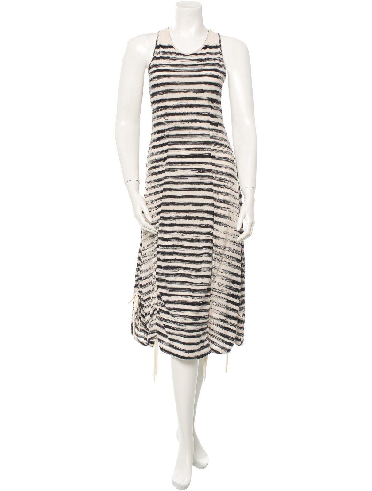 Fresco loco, Venta, Nueva Jean Paul Gaultier Ajustable vestido  dobladillo  forma única