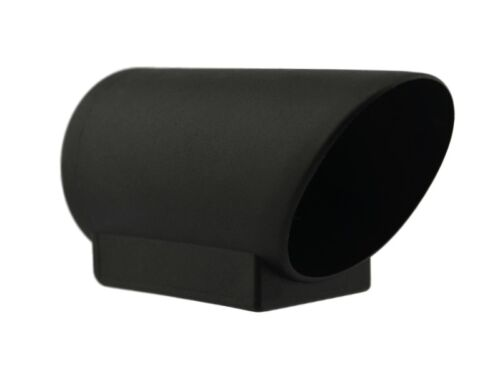 Winkelgleiter Ø 40mm schwarz Bodengleiter Kappe Fußkappen Tischkappen Rohrkappe