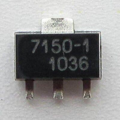 5PCS SMD HT7150-1 Dropout Voltage Regulator Circuit LDO (5V) SOT-89