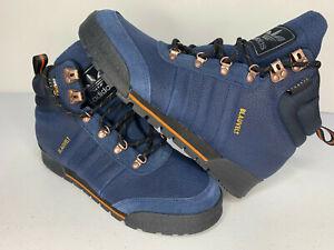 NEW-SIZE-7-5-MEN-Adidas-CORDURA-Jake-Blauvelt-PREMIUM-Boots-2-0-Blue-Snow-Casual