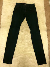 Guess Brittney Skinny Denim Jeggings Soft Stretch Jeans Size 24