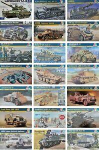 Italeri-1-35-Military-Vehicle-Tank-New-Plastic-Model-Kit-1-35