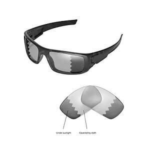 5dae380968 Image is loading Walleva-Polarized-Transition-Replacement-Lenses-For-Oakley -Crankshaft-