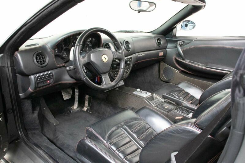 Ferrari 360 Spider F1 - 13