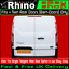 Low-Roof-Twin-Rear-3x-Rhino-Bars-Roof-Rack-and-Rear-Roller-Ford-Transit-Custom thumbnail 3