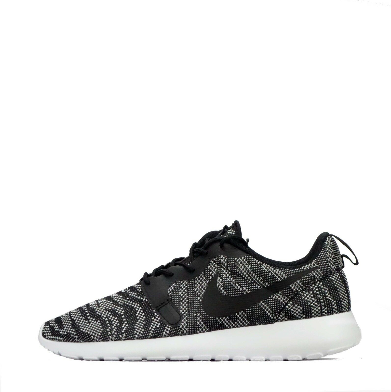 Nike Roshe Run Jacquard Women's Shoes White/Black