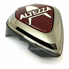 JDM Toyota 2001-2005 Lexus IS300 Front Grill ALTEZZA Emblem Badge Red Genuine