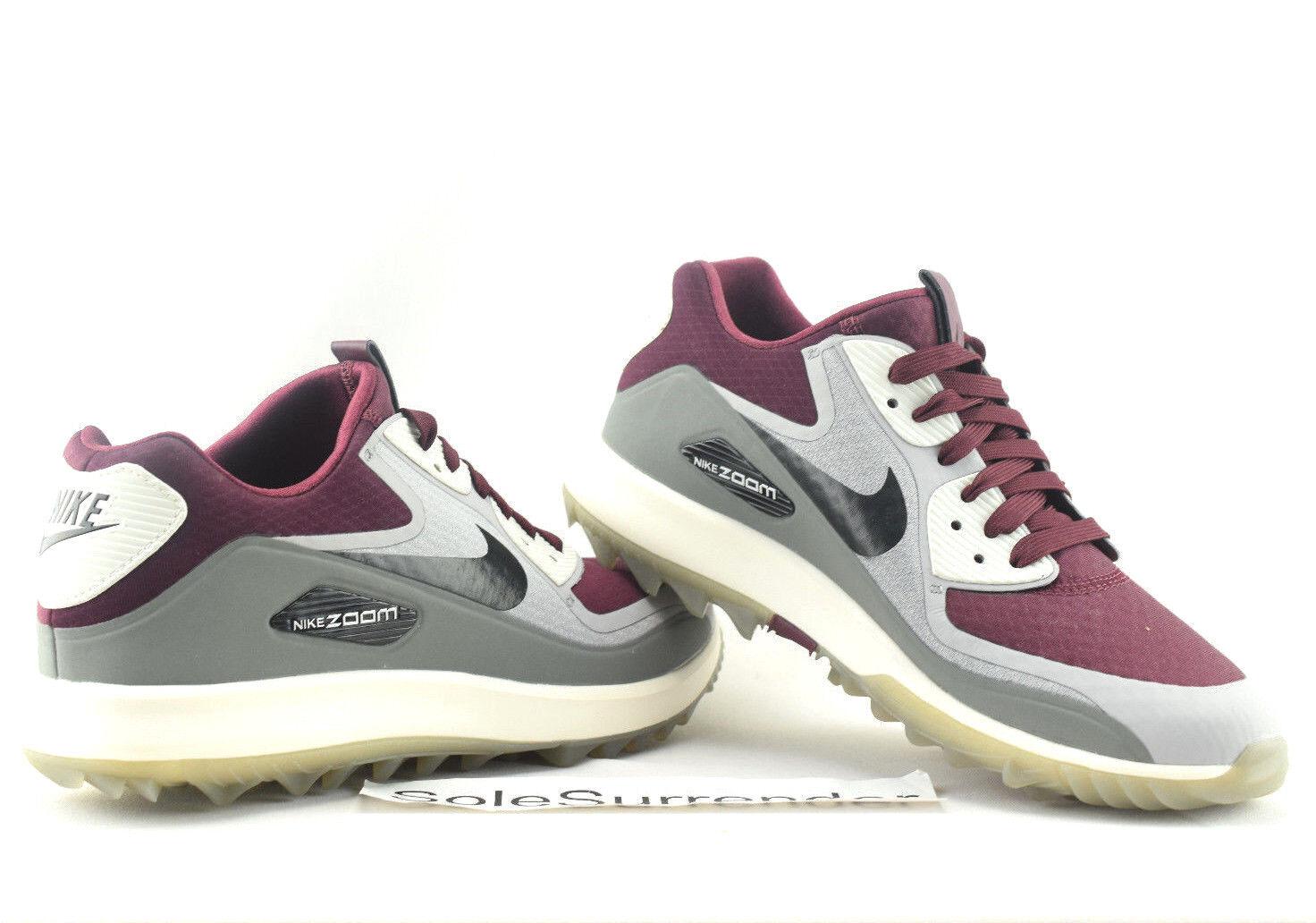 Nike air zum 90 7 - golf - volume 7 90 - 844569-600 rory mcilroy spuntoni amaranto grigio 8d7b8e
