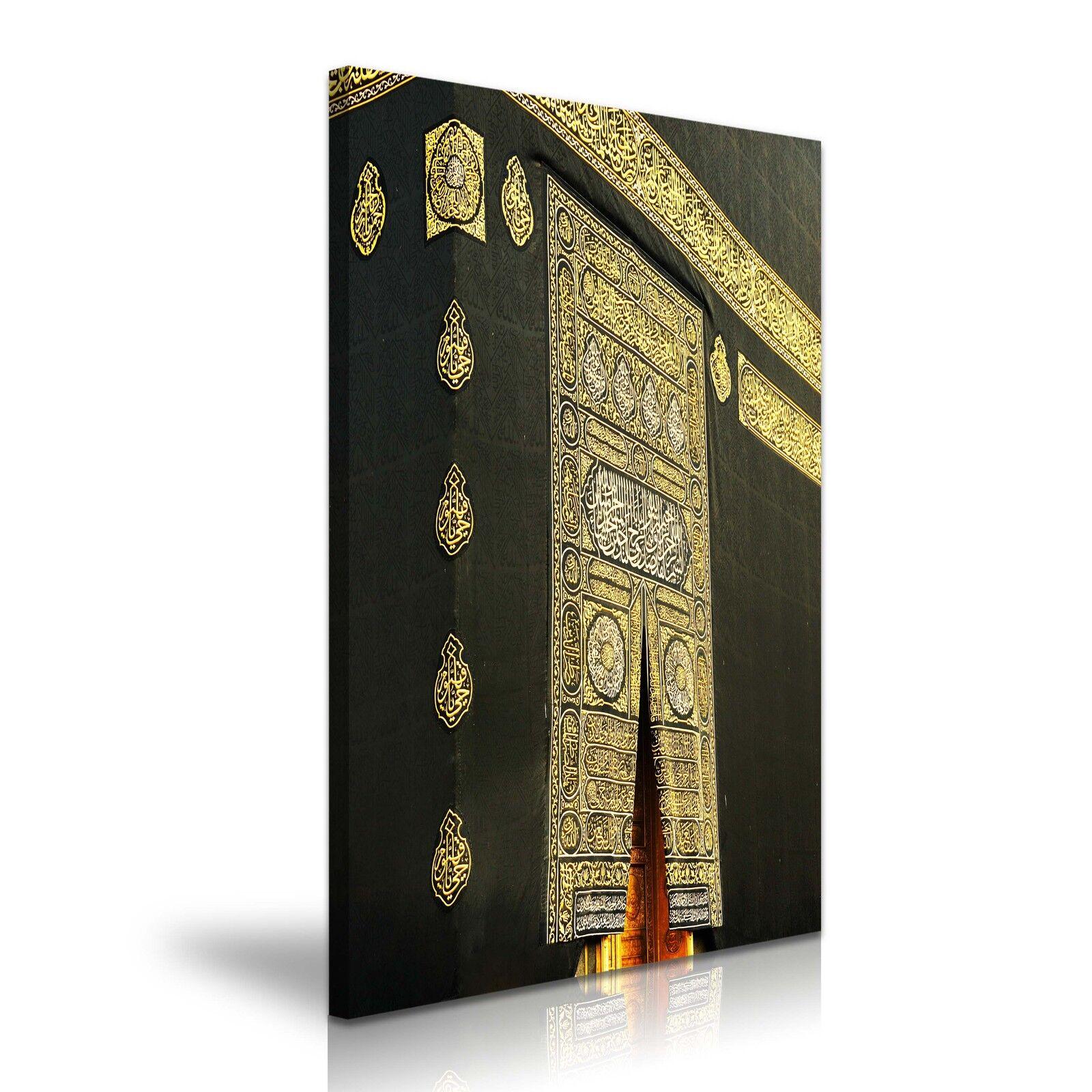 La religion islamique Mosquée 8 Toile 1-p Toile 8 Encadré Art Mural Imprimé-Taille Plus 7177a0