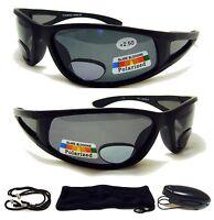 2.50 Polarized Bifocal Sunglasses Mens/womens Fly Fishing Glasses Reading 250