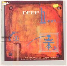 Deep Heat  Various Vinyl Record