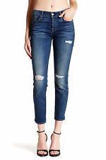 7 FOR ALL MANKIND Josefina Skinny Boyfriend Jeans Size 30 (10) $199 MSRP NEW