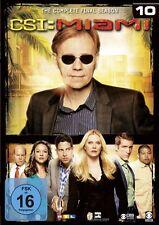 6 DVD-Box ° CSI Miami ° Staffel 10 / Finale komplett ° NEU & OVP