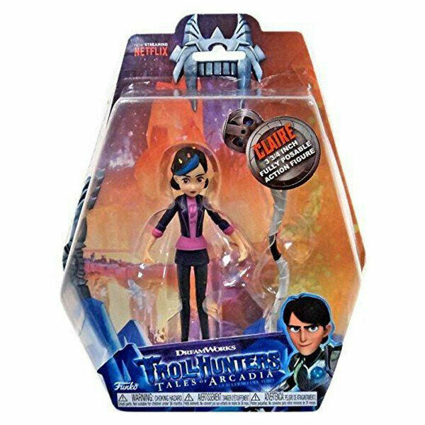 DreamWorks Trollhunters 3.75-Inch Scale Action Figure Jim *BRAND NEW*