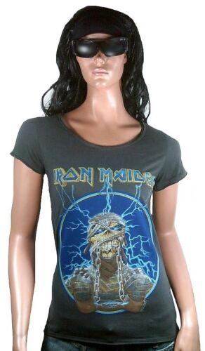 Iron Vip Momie Offi Vintage T Eddie Maiden shirt Rock Desinger Star Ampli 5gzxwnZz