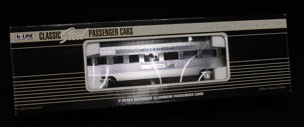 K-Line Extruded Aluminum Passenger Car Millennium