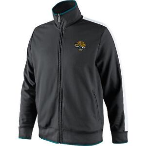 de0027a2 Image is loading Nike-Jacksonville-Jaguars-Team-Sideline-Training-Jacket -NFL-