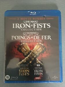 THE-MAN-IRON-FISTS-Collection-L-039-HOMME-AUX-POINGS-DE-FER-1-et-2